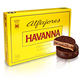 """Havanna Chocolate ""Alfajor"" - 6 Units"""