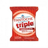 Alfajor Fantoche Triple Chocolate - 12 Unidades