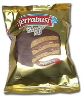 """Terrabusi Triple Chocolate ""Alfajor"" - 6 Units"""