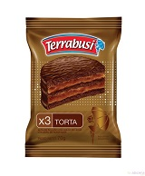 """Terrabusi Triple Cake ""Alfajor"" - 3 Units"""