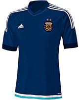 Argentinian National Alternative Soccer Team Jersey - 201