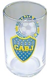 Glass - Boca Juniors