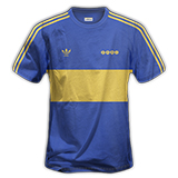 Camiseta Retro del Club Atlético Boca Juniors