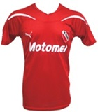 Camiseta de Independiente 2010-2011