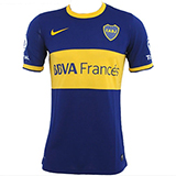 Camiseta de Boca Juniors 2013 - 2014