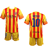 F.C. Barcelona Official Away Jersey - Messi