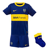 Boca Jrs. 2013 Set for Kids