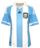 Argentina National Soccer Team Jersey 2013