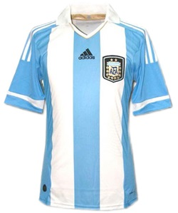 huge discount 5f1fb b0b2e Argentina National Soccer Team Jersey 2013|AFA|Argentina