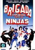 Explosive Brigade against the ninjas (1986)