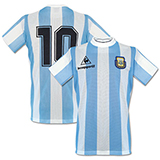 1986 Argentina National Soccer Team Jersey
