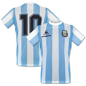 super popular 0bfd4 98c23 1986 Argentina National Soccer Team Jersey|Maradona|Argentina